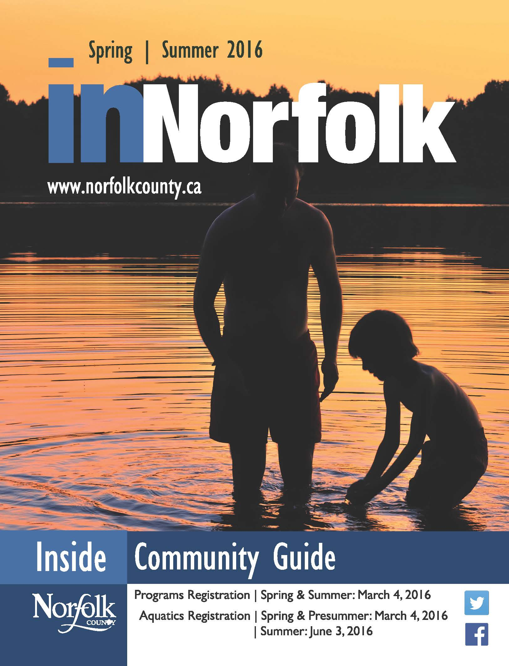 In Norfolk Guide Spring Summer 2016