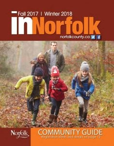 InNorfolk Fall 2017 Winter 2018 Community Guide cover.