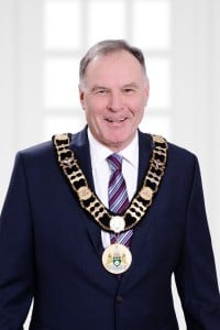 Mayor Charlie Luke
