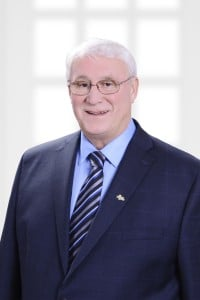 Ward 2 Councillor Roger