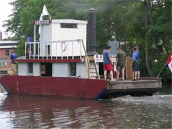 Picture of the Alligator Tug W.D. Stalker