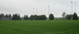 Delhi Benson and Hedges Sports Park Soccer Fields