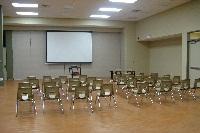 Simcoe Recreation Center hall