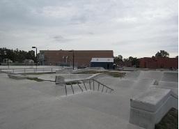 Port Dover Sports Complex Skateboard Park
