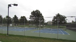 Port Dover Sports Complex Tennis Courts
