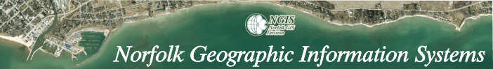 Norfolk Geographic Information Systems Logo