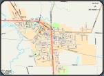 Map of Delhi