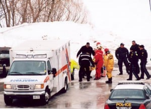 Ice/Water Rescue