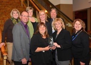 EDCO Award photo with Norfolk County reps