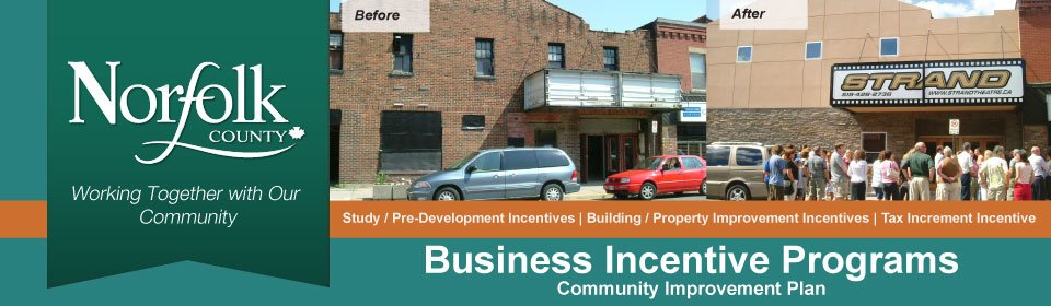 Business Incentive Program