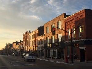 Downtown Simcoe