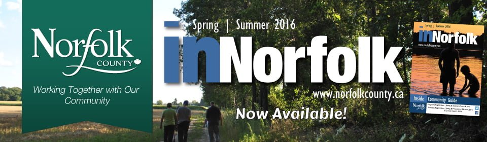 Spring and Summer 2016 In Norfolk Guide