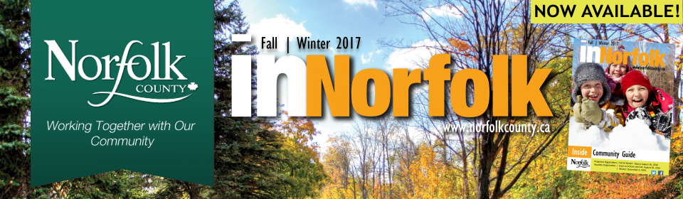 In Norfolk Fall Winter 2017 Community Guide.