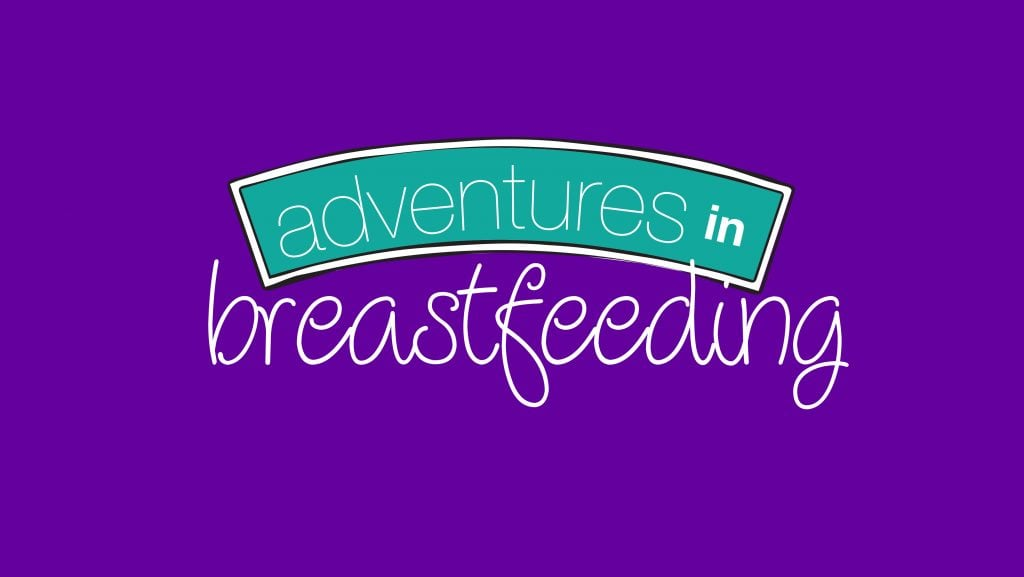 Adventures in Breastfeeding logo