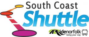 South Coast Shuttle logo