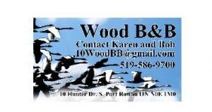 Wood B&B