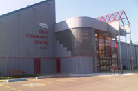 Delhi Community Centre Arena